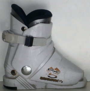 Detské lyžiarky BAZÁR SanMarco White 170