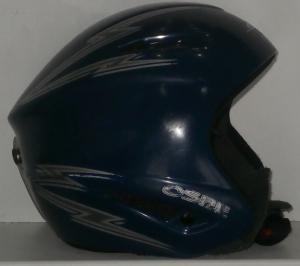 Lyžiarska prilba BAZÁR Osbe Blue 52